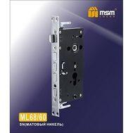 Замок врезной MSM LOCKS ML68/60