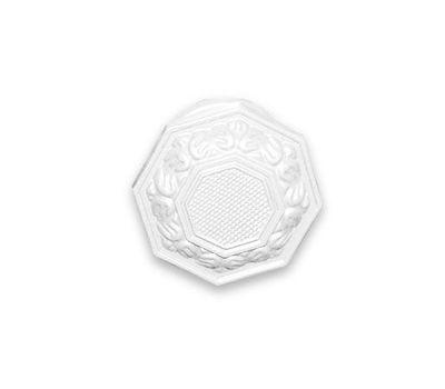 Ручка-кнопка 08-Ш-001 (белый)